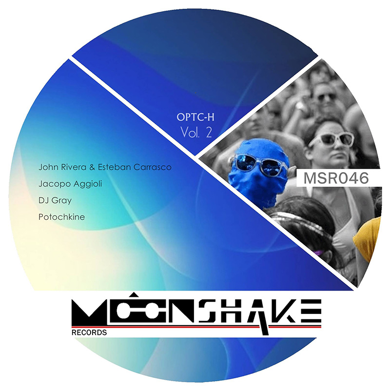 Various Artists - Open Tech House Vol.2 (MSR046) - Moonshake Records