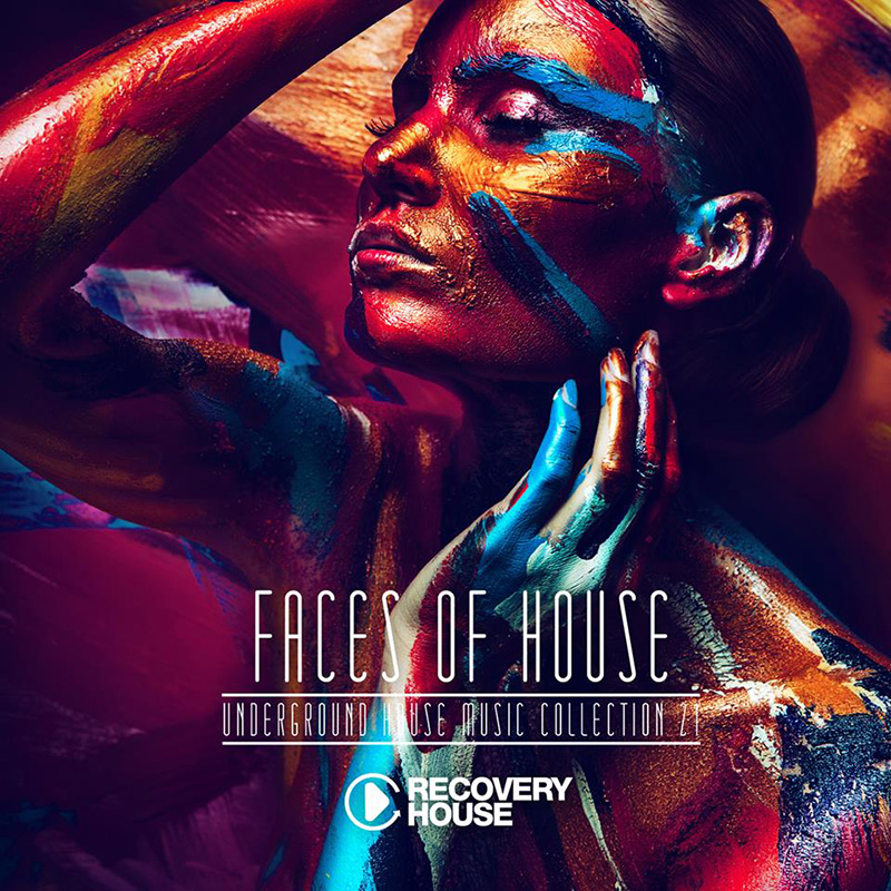 Various Artist - Faces Of House Vol. 21 (RHCOMP1316) - Recovery House