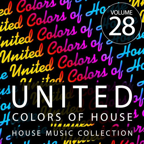 Various Artists - United Colors Of House Volume 28 (RTCOMP502) - Recovery House