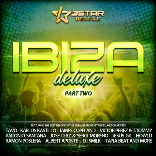 Various Artists ‎– Ibiza Deluxe 2012 Part Two (3SD029) - 3Star Deluxe