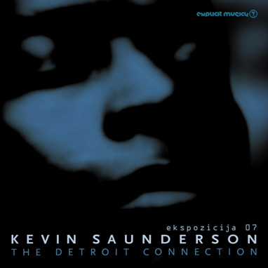 Kevin Saunderson ‎- The Detroit Connection (EXPLICITCD007) - Explicit Musick