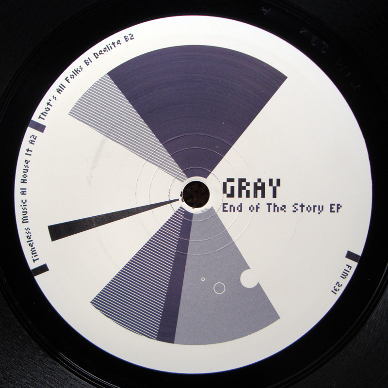 DJ Gray ‎– End Of The Story EP (FIM 231) - Force Inc. Music Works