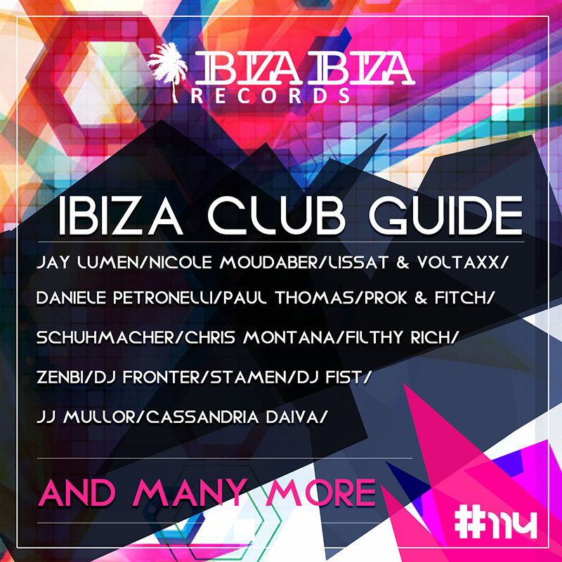 Various Artists - Ibiza Club Guide (IBZIBZ114) - Ibiza Ibiza Records