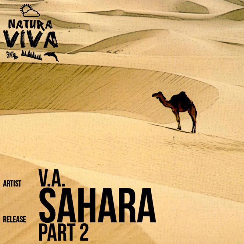 Sergio Pardo & DJ Gray - Be Fine (Original Mix) (NAT201) - Natura Viva