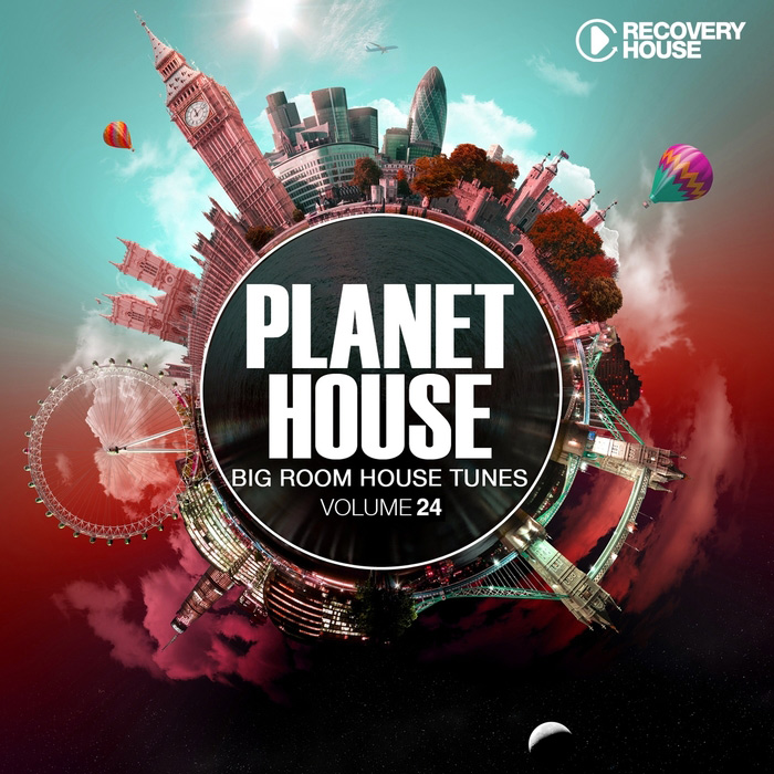 Various Artists - Planet House, Vol. 24 (RHCOMP1473) - Recovery House