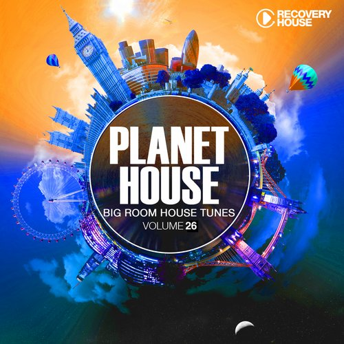 Various Artists - Planet House Vol.26 (RHCOMP1576) - Recovery House