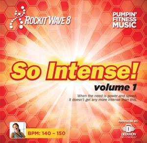 Various ‎- So Intense! Volume 1 (RW8-CD-004) - Nervous Records
