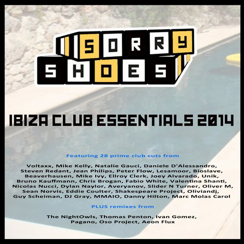 Various Artists - Ibiza House Essentials 2014 (SORRYSHOES123) - Sorry Shoes