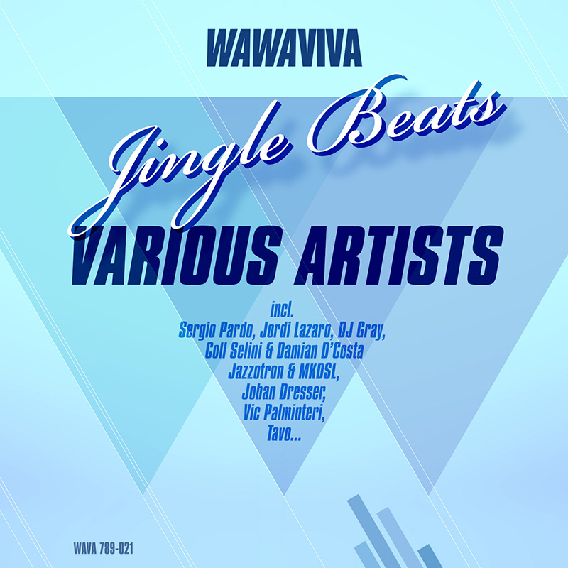 Various Artists - Jingle Beats (WAVA 789-021) - Wawaviva Records