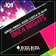 Eddie Cuesta, Sergio Pardo, DJ Gray - Ibiza Nights (Original Mix) - Ibiza Ibiza Records