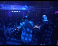 Harry Choo Choo Romero B2B Roger Sanchez @ Escape Club, Amsterdam