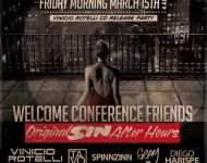 Original SIN After Hours @ Club Euforia (15 March 2013)