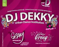 Delight Division presents DJ Dekky 001